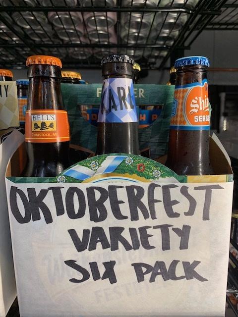 The Liquor Fountain's Oktoberfest Variety Sixer