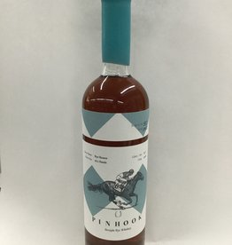 Pinhook Straight Rye Whiskey Rye Humor Cask Strength 2018 114Pf. 750ml Teal