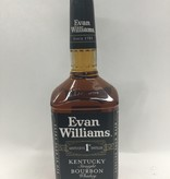Evan Williams Bourbon 1 Liter