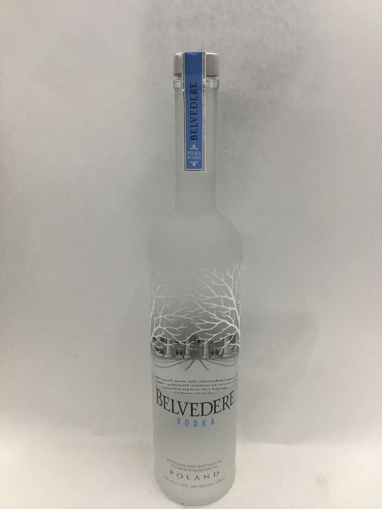 Belvedere Rye Vodka 750ml