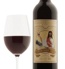 J.C. Winemaker Everybody Zins (2017) Old Vine Zin California 750ml