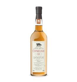 Clynelish Coastal Highland Single Malt Scotch Whisky 14Yrs. 750ml