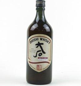 Ohishi Whisky Ex-Sherry Casks 8Yrs. 750ml