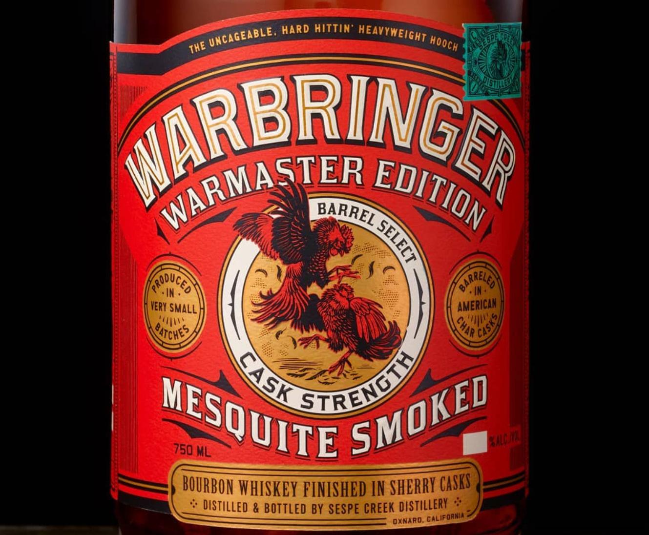 Warbringer Warmaster Edition Batch 1 750ml