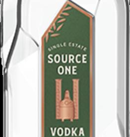 Source One Single Estate Vodka Distilled From Oat 750ml