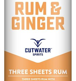 Cutwater Rum & Ginger 12oz (1) Can