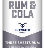 Cutwater Rum & Coke 12oz (1) Can
