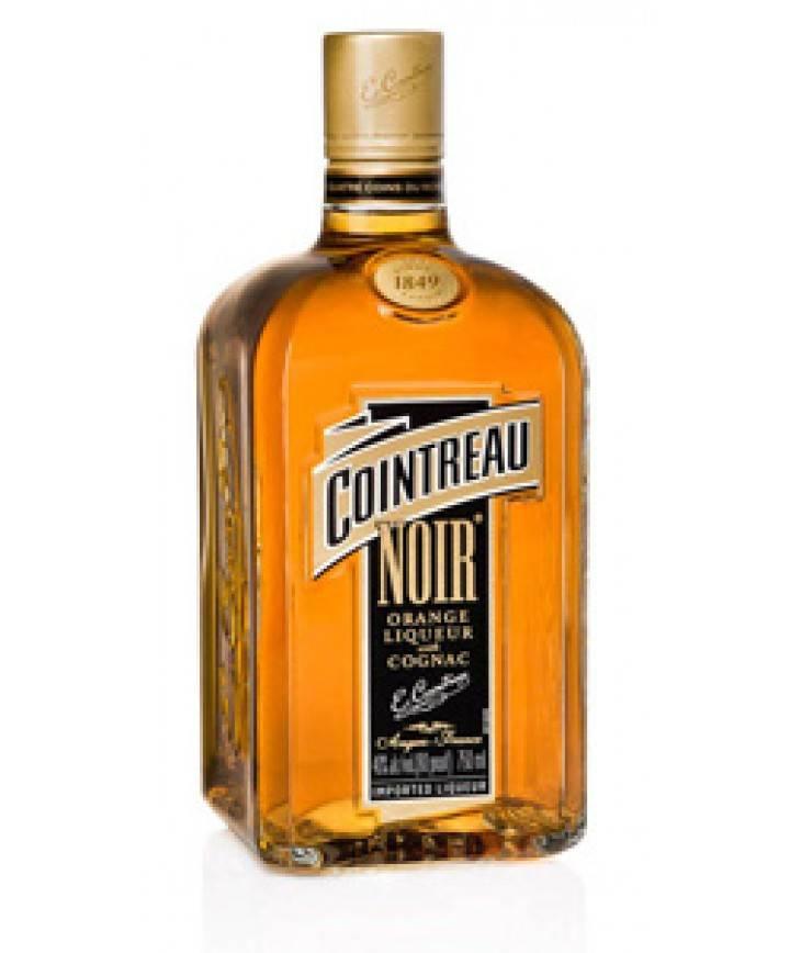 Cointreau Noir Orange Liqueur 750ml