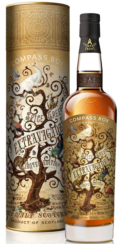 "Compass Box ""Extravaganza"" 750ml"