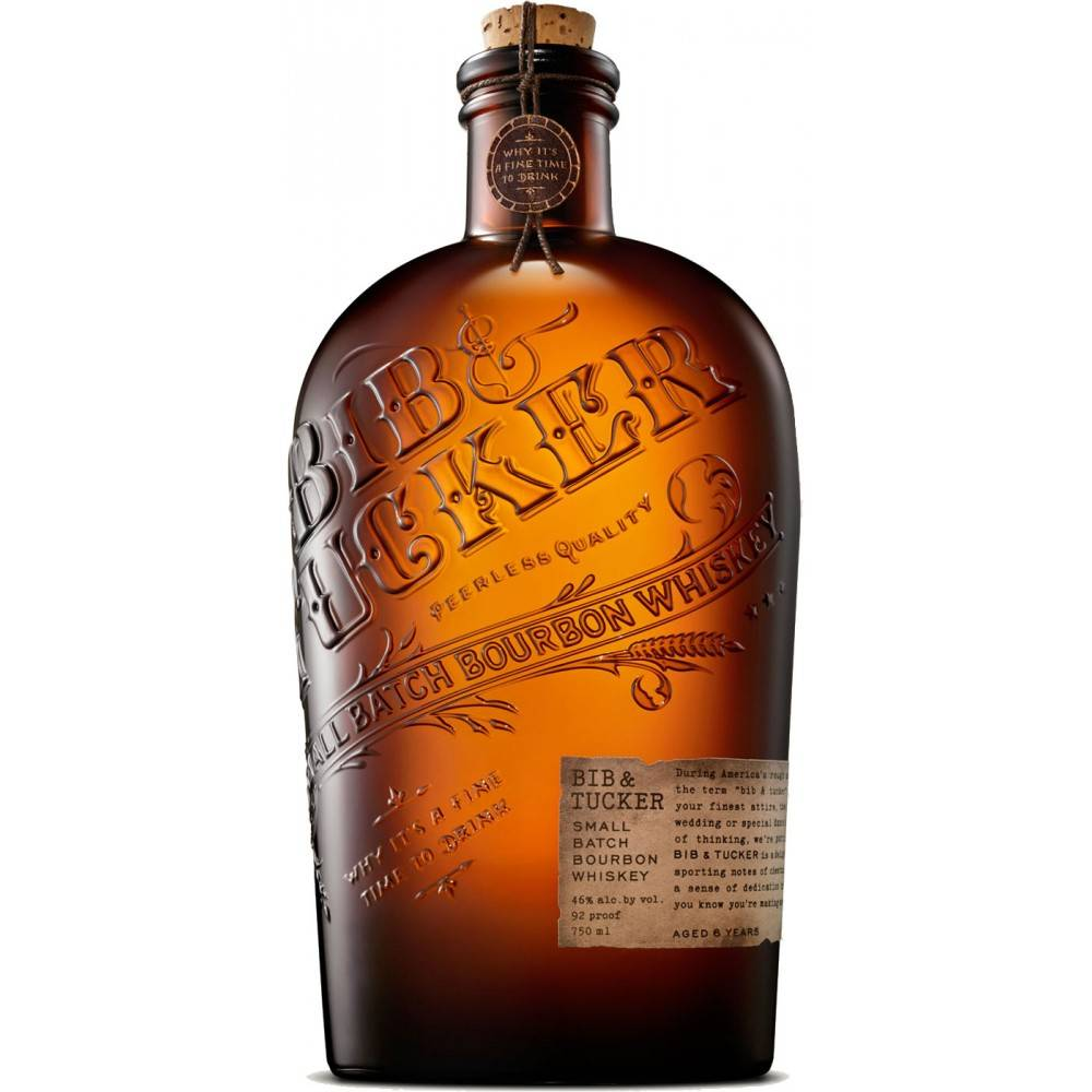 Bib & Tucker Small Batch Bourbon Whiskey 750ml 92 Pf