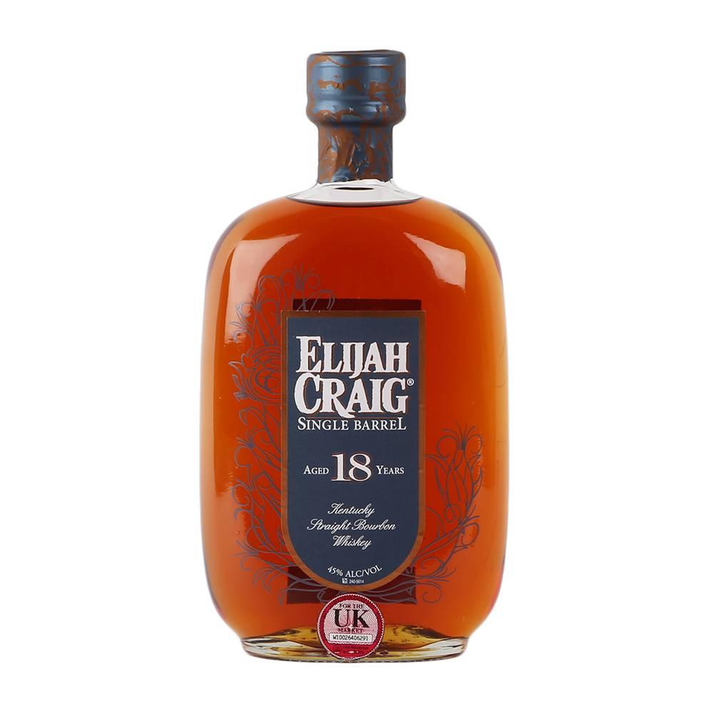 Elijah Craig Single Barrel 18yr 750ml