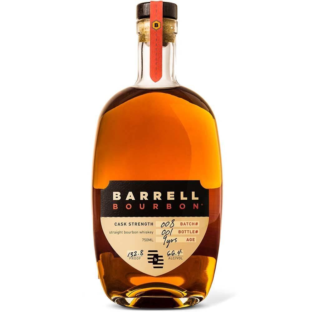 Barrell Bourbon 9 Yr Batch #008 132.8Pf 750ml