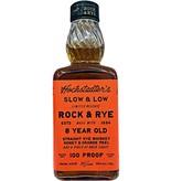 Hochstadter's Slow & Low Rock & Rye 750ml 84Prf