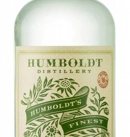 Humboldt Distillery Vodka Hemp Seed Infused 750ml