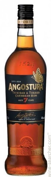 Angostura Caribbean Rum 750ml