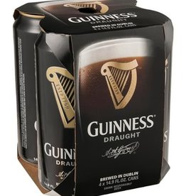 Guinness Draught Stought Can 14.9oz 4Pk Can