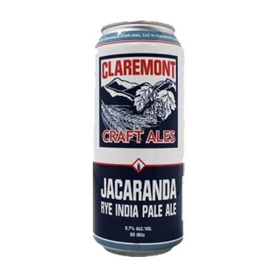 Claremont Craft Ales Jacaranda Rye IPA 16oz 4Pk Cans