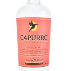Capurro Premium Pisco Moscatel 750ml