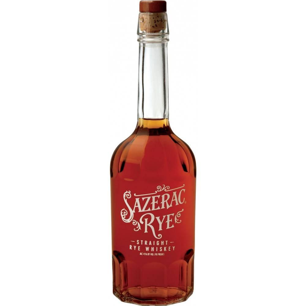 Sazerac Rye Straight Rye Whiskey 6Yrs 750ml