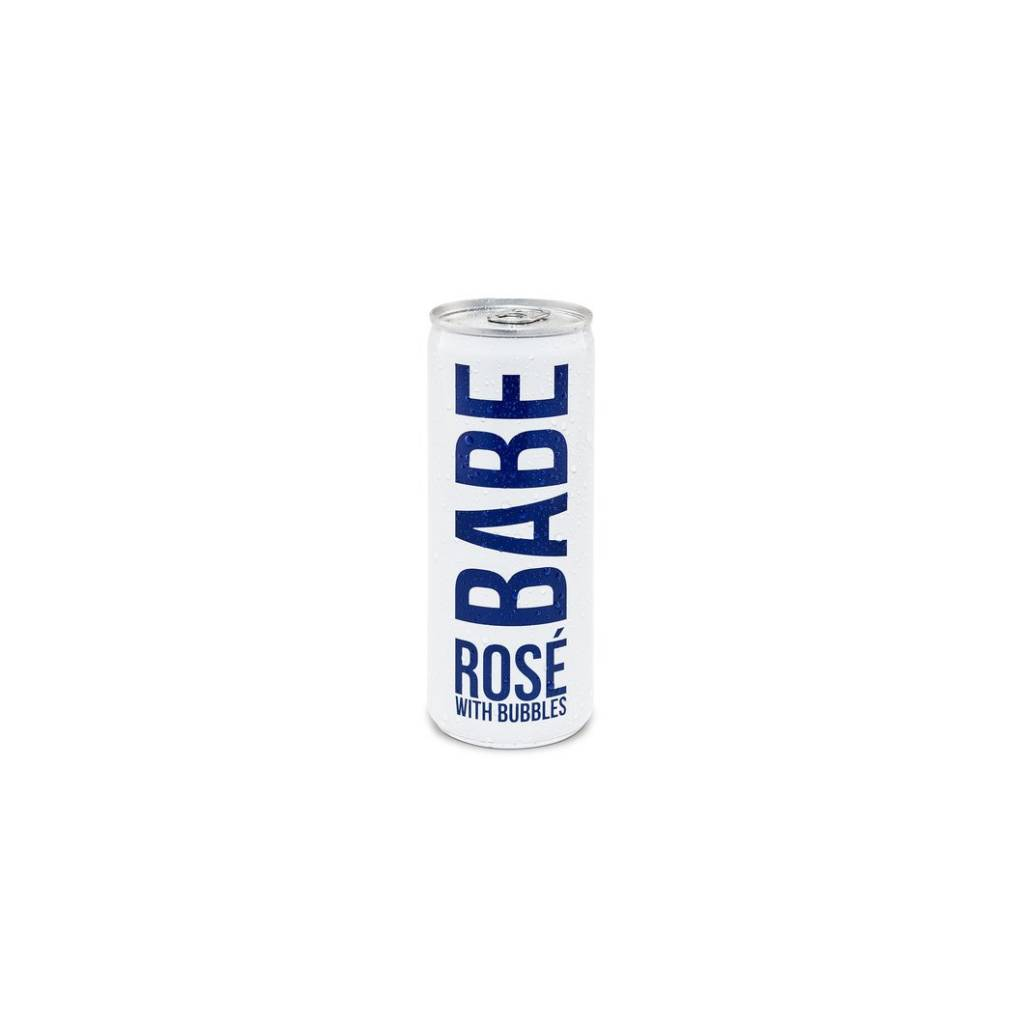 Babe Rose With Bubbles 250ml (1)