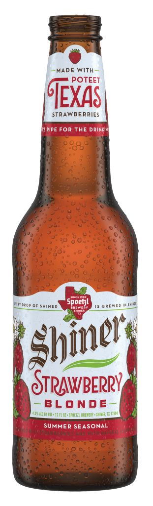 Shiner Bock Strawberry Blonde 12oz 6Pk Btl