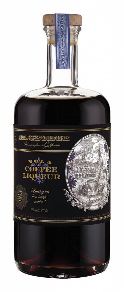 St. George Handcrafted Nola Coffee Liqueur 750ml