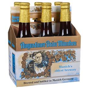 Augustiner Maximator Dark Beer 12oz 6Pk Btls