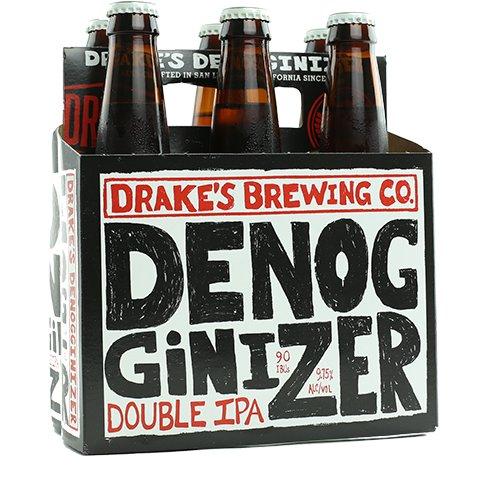 Drake's Denogginizer Imperial IPA 12oz 6Pk Btls