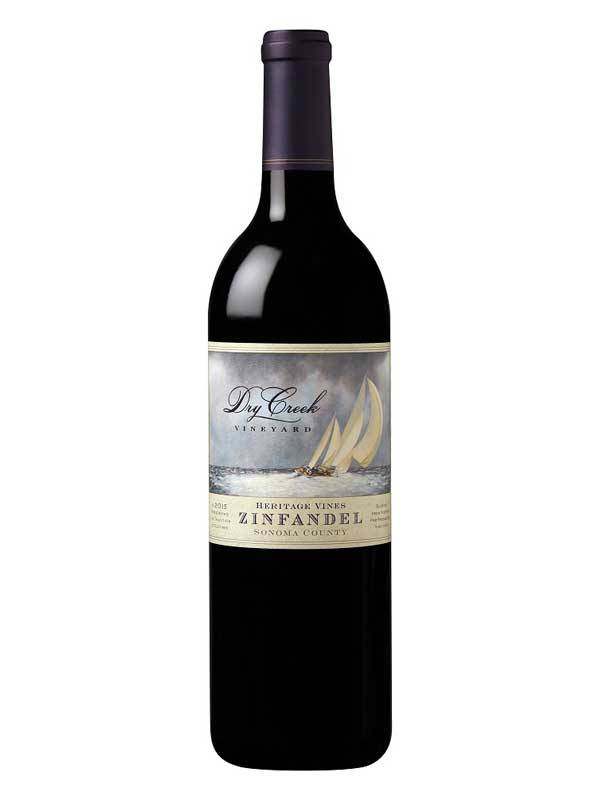 Dry Creek Heritage Zinfandel 2015 Sonoma 750ml