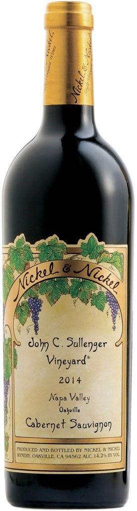 Nickel & Nickel 2014 Cabernet Sauvignon Napa 750ml