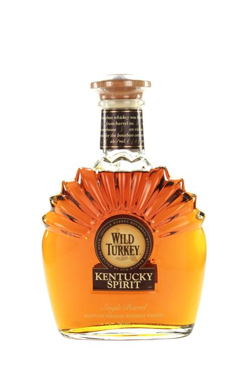 Wild Turkey Kentucky Spirit Single Barrel 101Pf Kentucky Straight Bourbon Whiskey 750ml