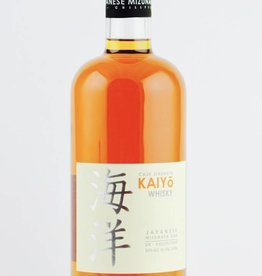 Kaiyo Whisky Cask Srength Mizunara Oak 750ml