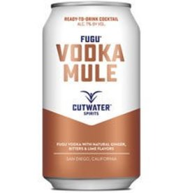 Cutwater Spirits Vodka Mule 12oz (1)