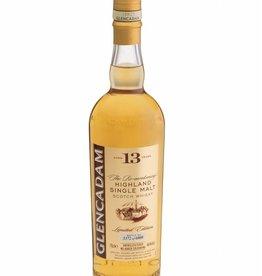 Glencadam 13Yr. Highland Single Malt Scotch Whiskey 750ml