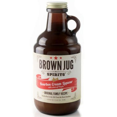 Brown Jug Bourbon Cream 750ml