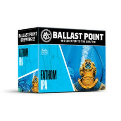 Ballast Point Fathom IPA 12oz 12Pk Cans