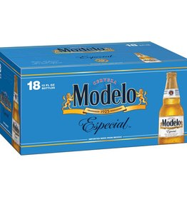 Modelo Especial 12oz 18Pk Btl