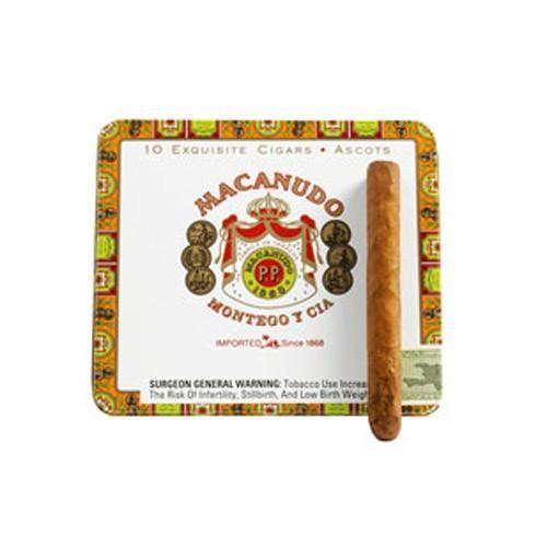 Macanudo Ascots 10pk