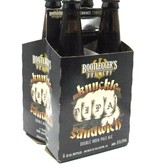 Bootleggers Knuckle Sandwich Double IPA 12oz 4Pk Btls