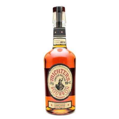 Michter's Barrel Strength Toasted Barrel Finish Kentucky Straight Rye Whiskey 106.3 Pf. 750ml