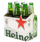 Heineken Light 12oz 6pk Btl