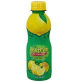 Real Lemon Juice 8oz