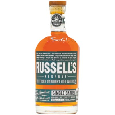 Russell's Reserve Single Barrel Rye 750ml