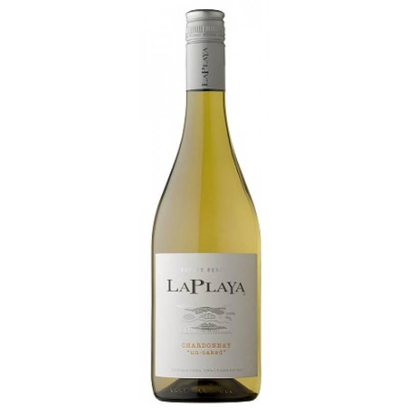 "La Playa Chardonnay ""un-oaked"" 750ml"