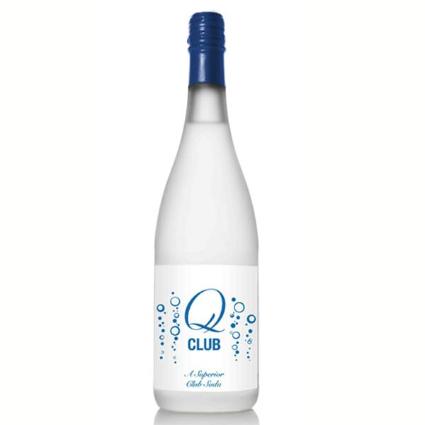 Q Spectacular Club Soda 500ml