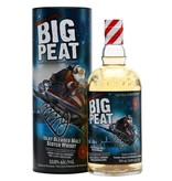 Douglas Laing's BIG PEAT Small Batch At Natural Cask Strength Islay Blended Malt Whisky 107.6Pf. Christmas Edition