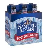 Sam Adams Boston Lager 6 pack btl 12 oz