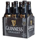 Guinness Draught 12oz 6Pk Btl