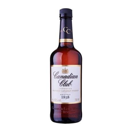 Canadian Club Canadian Whisky 750ml
