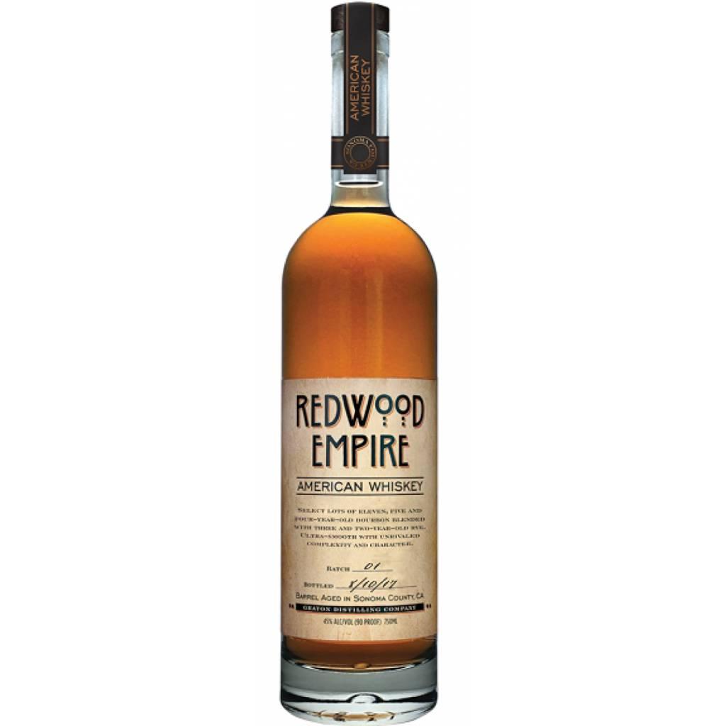 Redwood Empire American Whiskey Batch 01 750ml